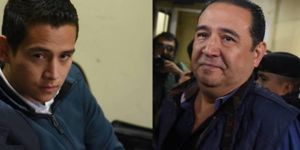 Hijo y hermano de Jimmy Morales que enfrentan juicio, también irán a Israel