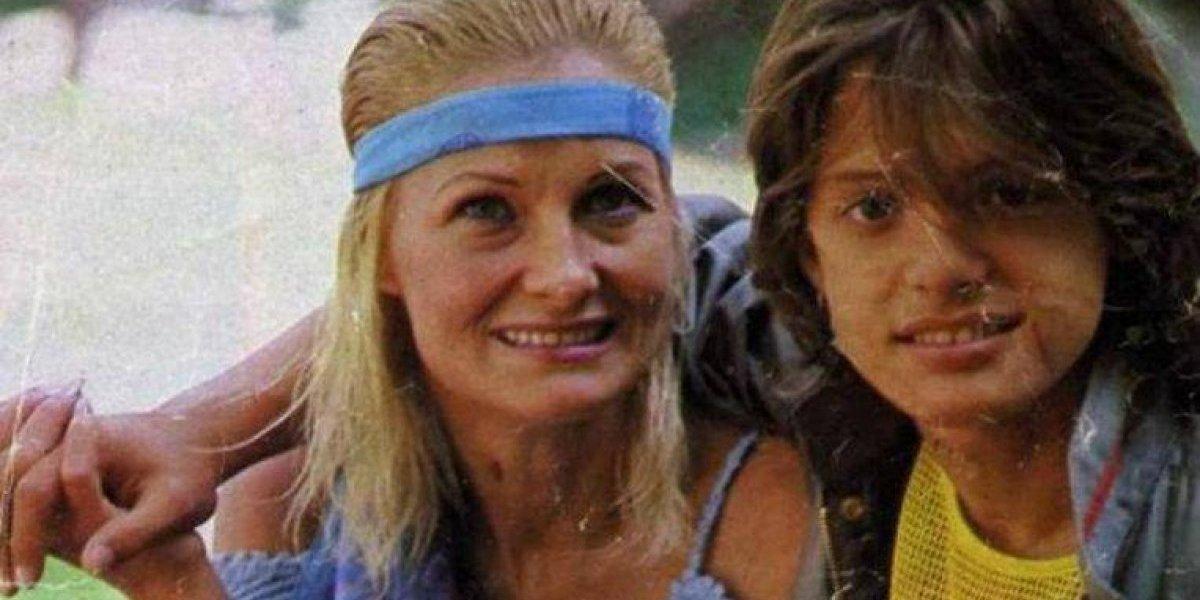 La foto inédita de la mamá de Luis Miguel que fue publicada por su hermano