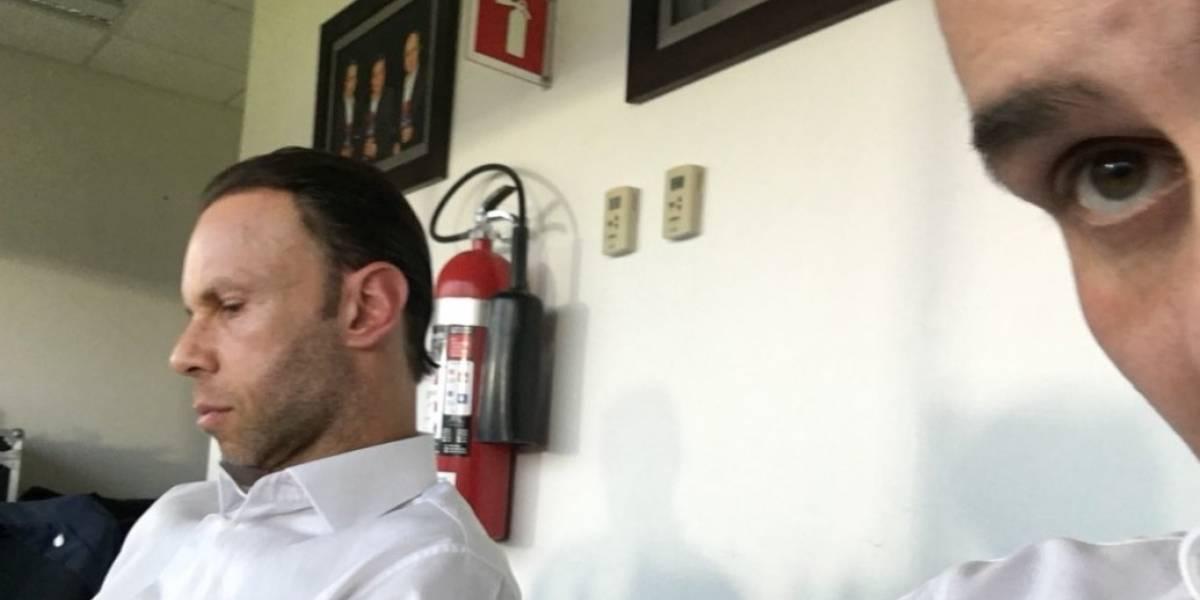 VIDEO: Martinoli se burla de Zague y Luis García por derrota del 'ame'