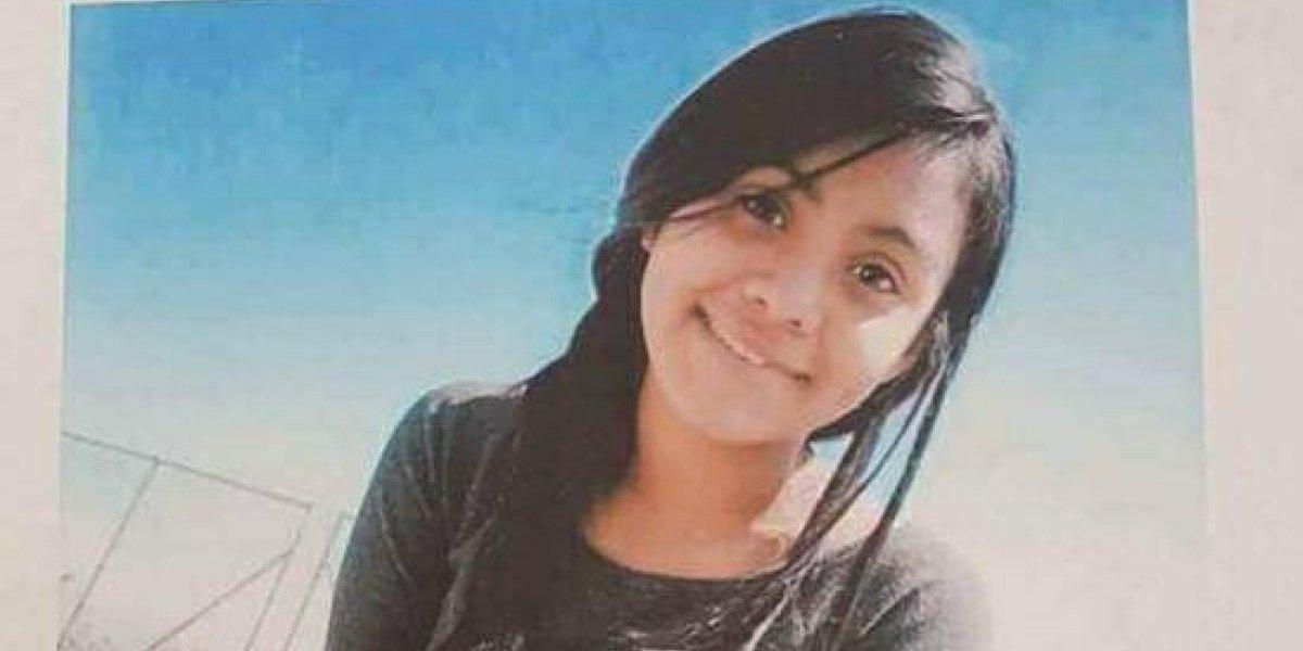 Menor desapareció en su camino al colegio y piden apoyo para encontrarla