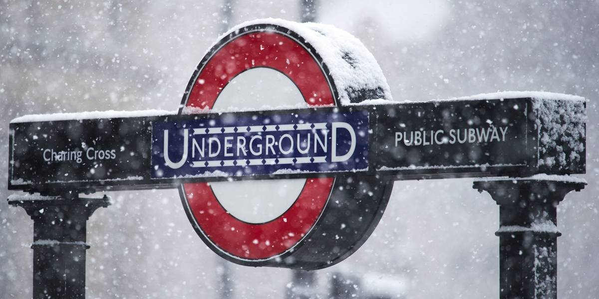 Londres quer proibir anúncios de fast food em ônibus e metrô