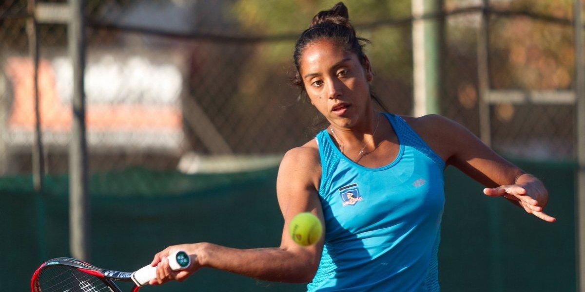 Tenista sueca frenó el impuso de Daniela Seguel en Francia