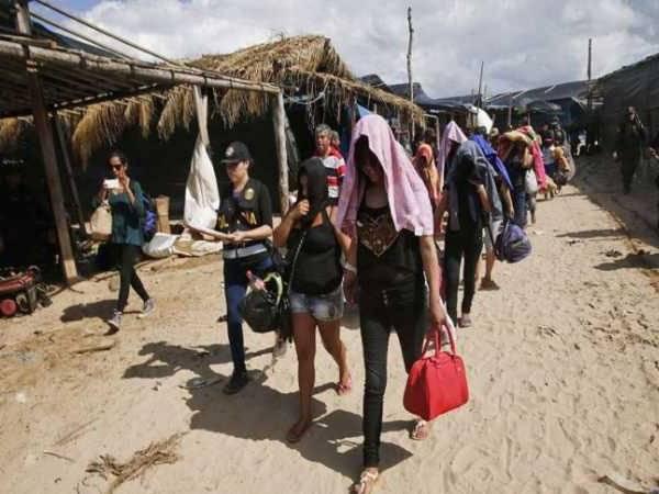 Mujeres Prostitución Perú