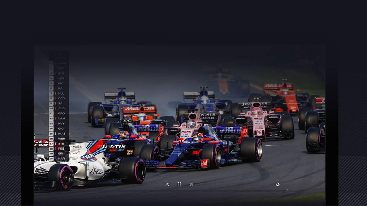 Fórmula 1 estrena en México su servicio de streaming: F1 TV