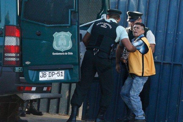 José Navarro, presunto secuestrador de Emmelyn