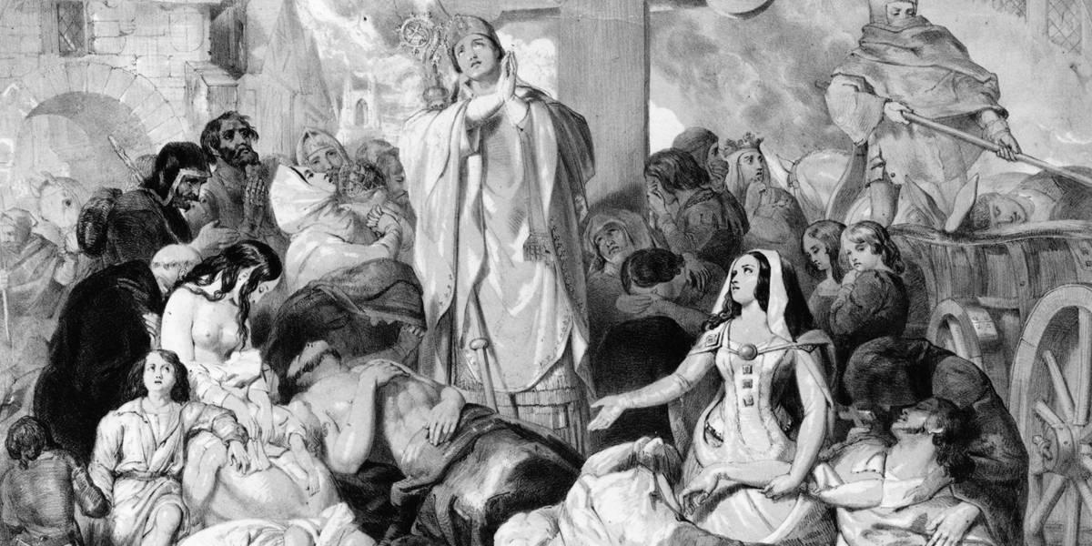Estudo associa mudanças climáticas à peste que matou 50 milhões na Idade Média