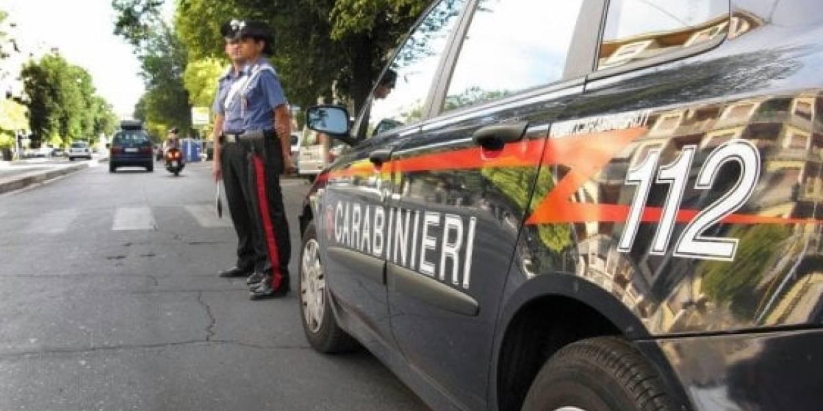 Casal é preso na Itália por ataque com ácido contra genro