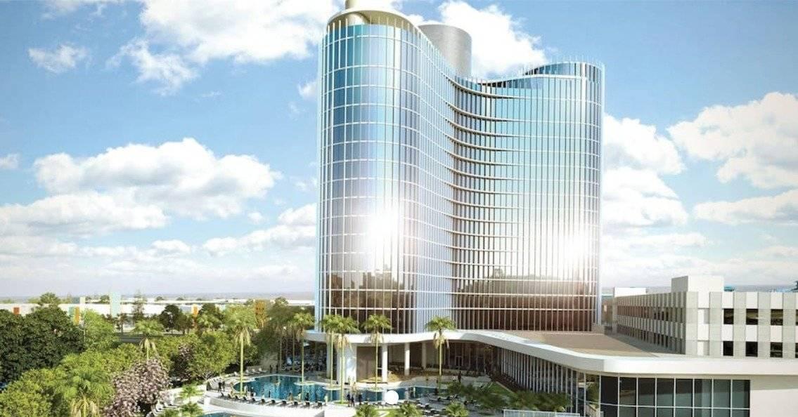 Universal's Aventura Hotel será un hotel moderno con 600 habitaciones