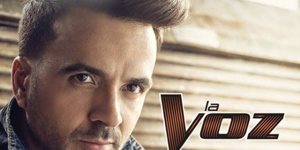 Luis Fonsi será coach de primera edición de La Voz
