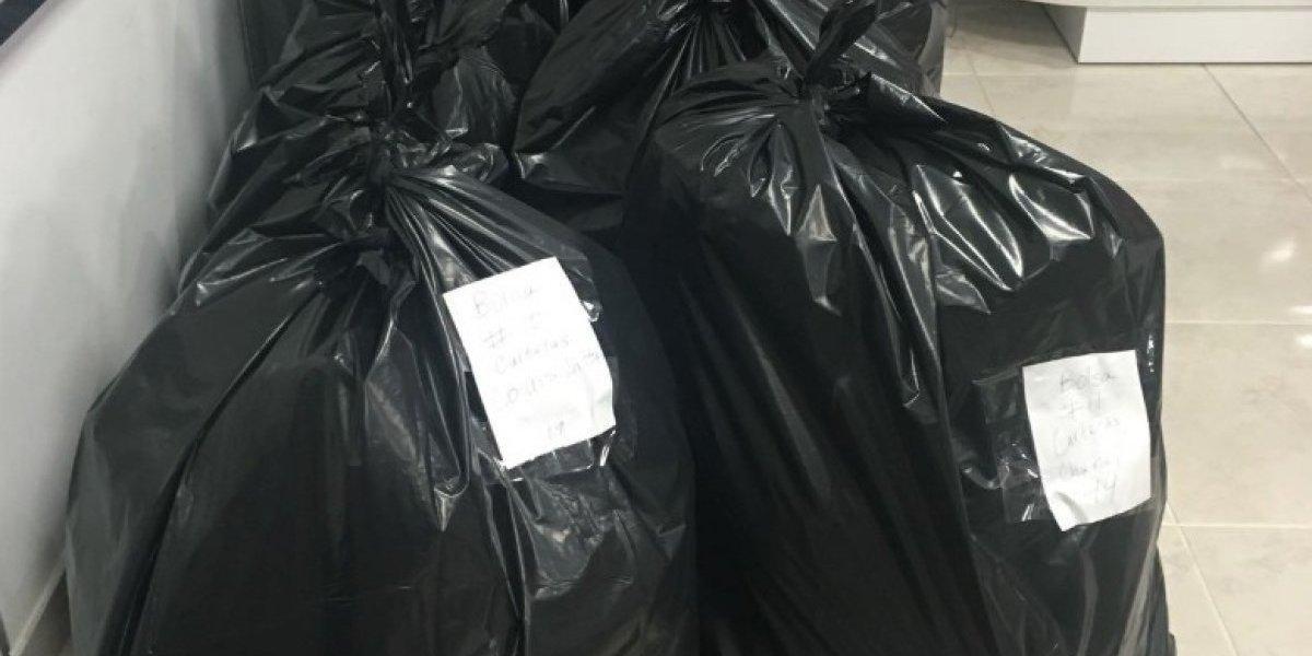 Incautan miles de artículos pirateados en tiendas de Caguas y Bayamón