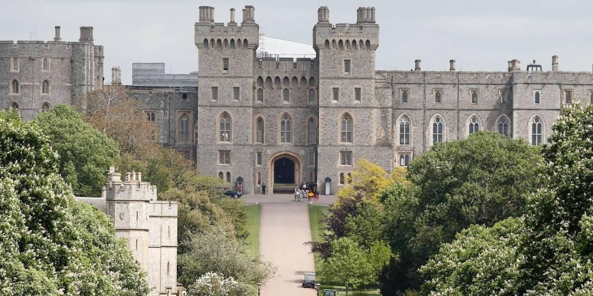 Windsor ya está lista para celebrar a Enrique y Meghan