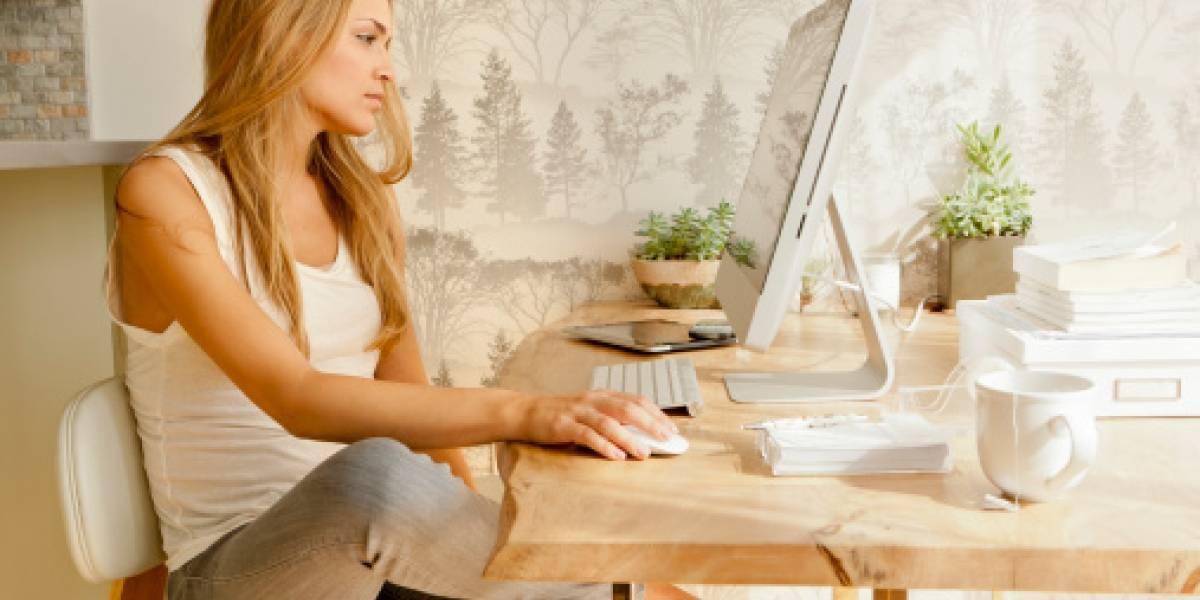 Según estudio 74% de los trabajadores quisiera trabajar desde su casa, pero su compañía no lo permite
