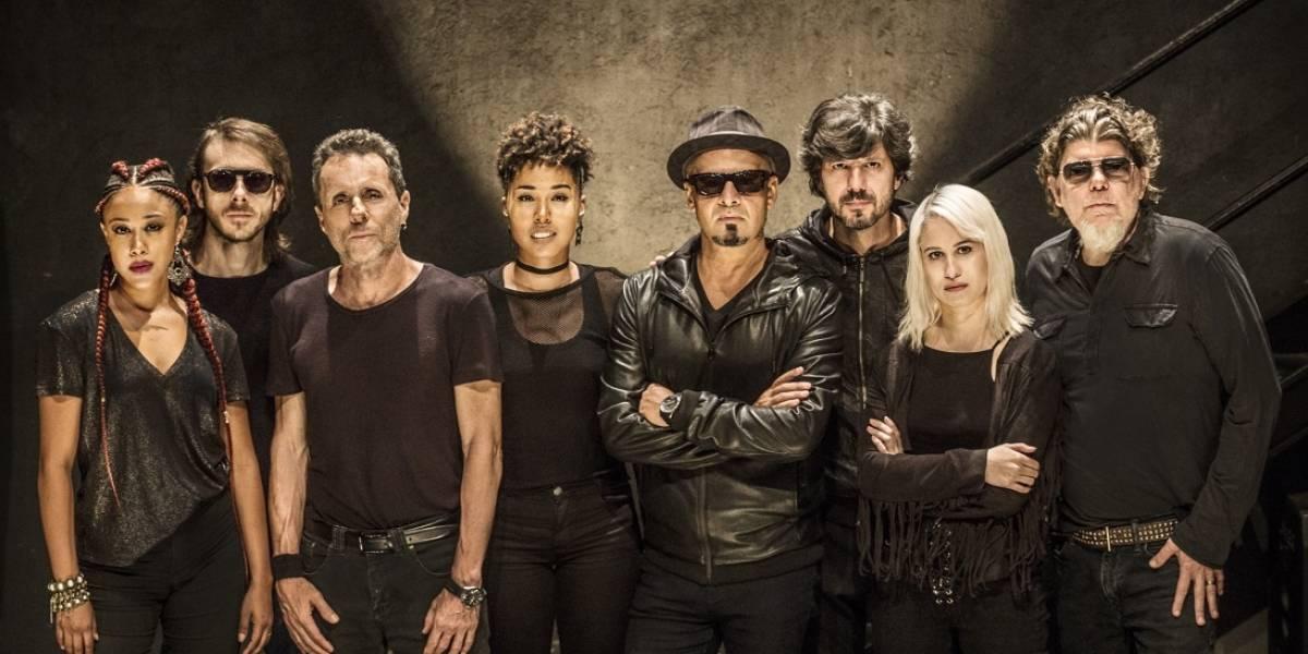 Titãs apresenta sua incursão na ópera-rock em show único neste sábado