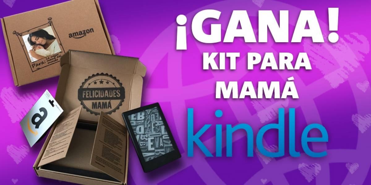 ¡Gana! Kindle para mamá