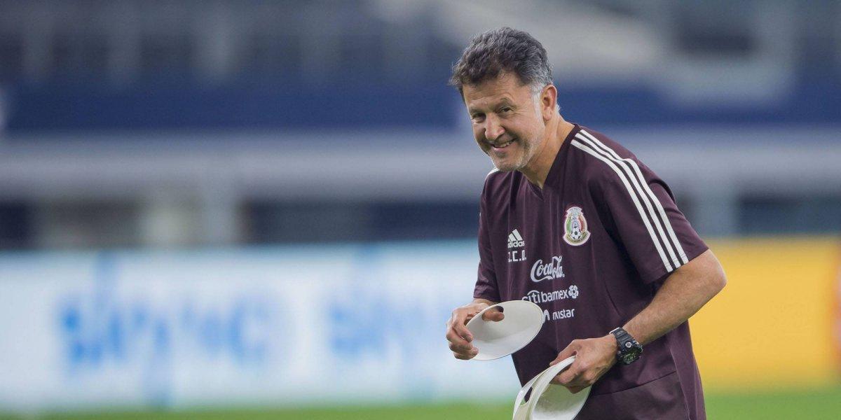 Juan Carlos Osorio ya tendría a los elegidos para Rusia 2018
