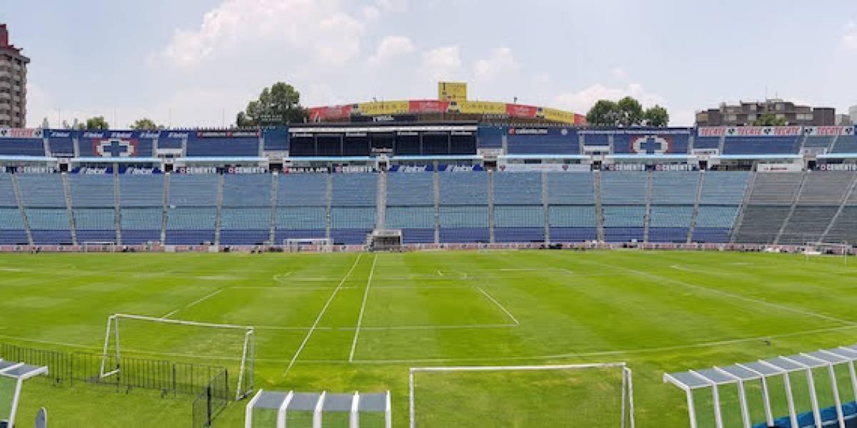 Estadio Azul vivirá un partido más de La Máquina
