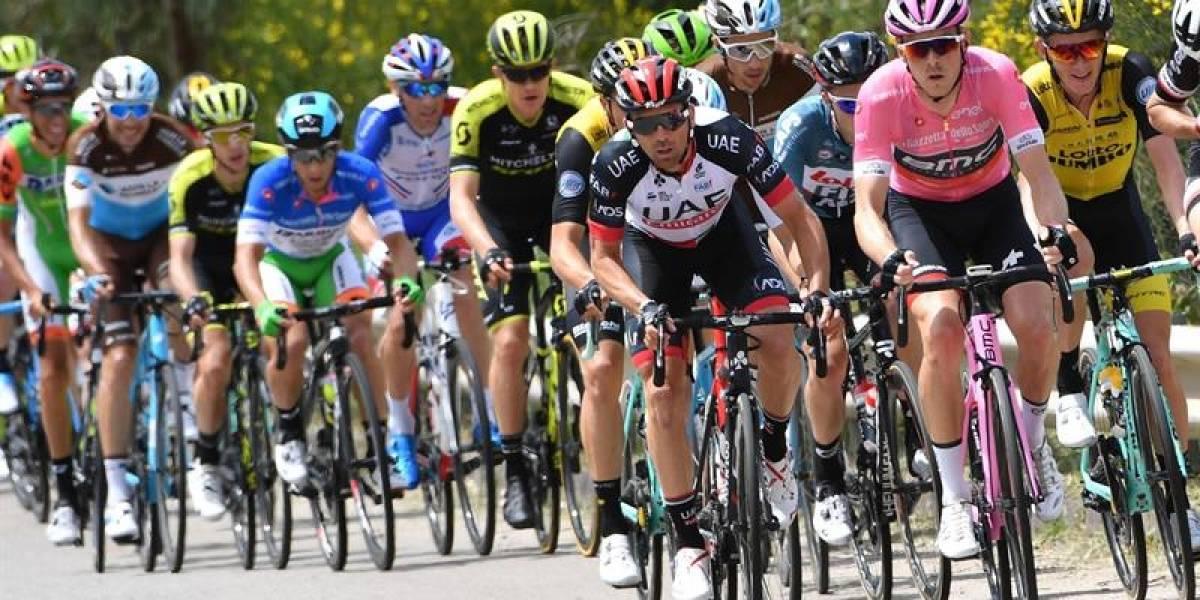 ¡Hasta en las metas volantes! Los escarabajos vuelan en la etapa 8 del Giro de Italia