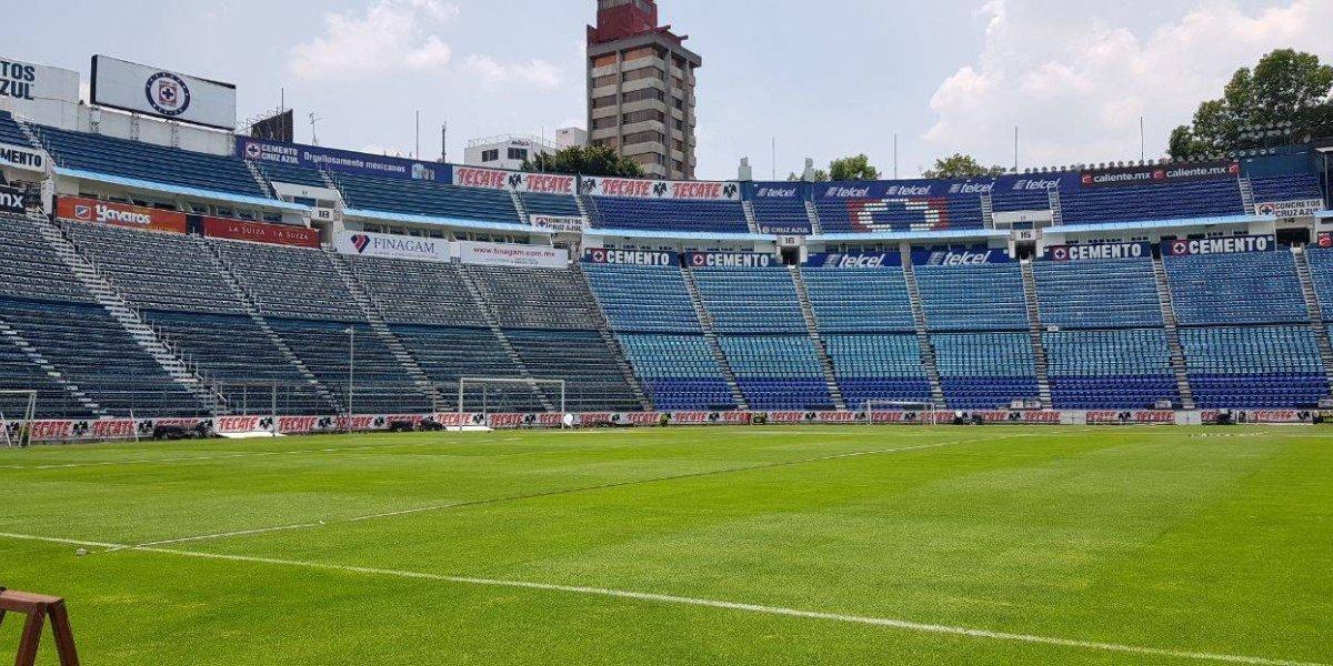VIDEO: Así desmienten inicios de demolición del Estadio Azul
