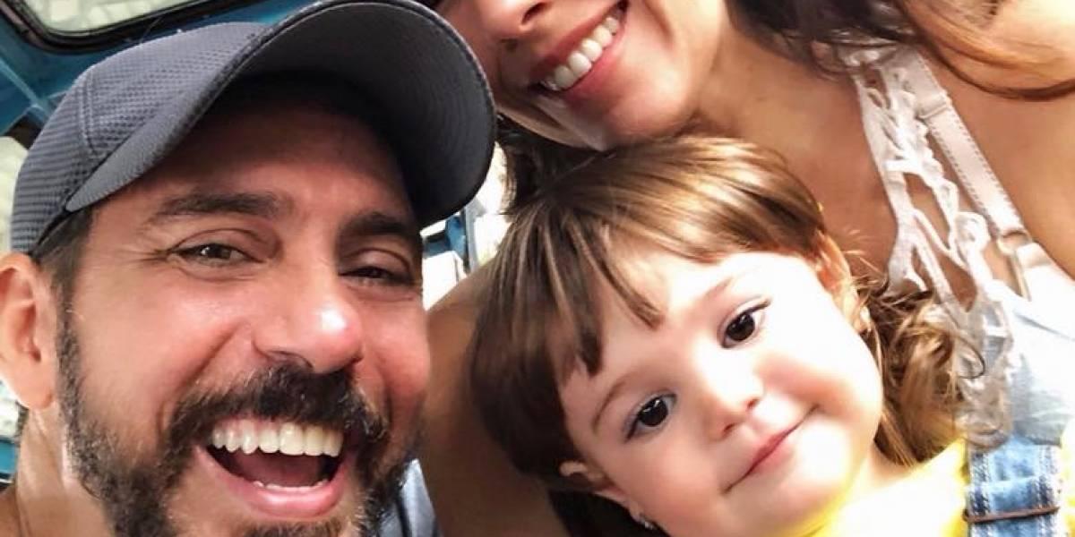 Alfonsina Molinari revela sexo de su segundo bebé