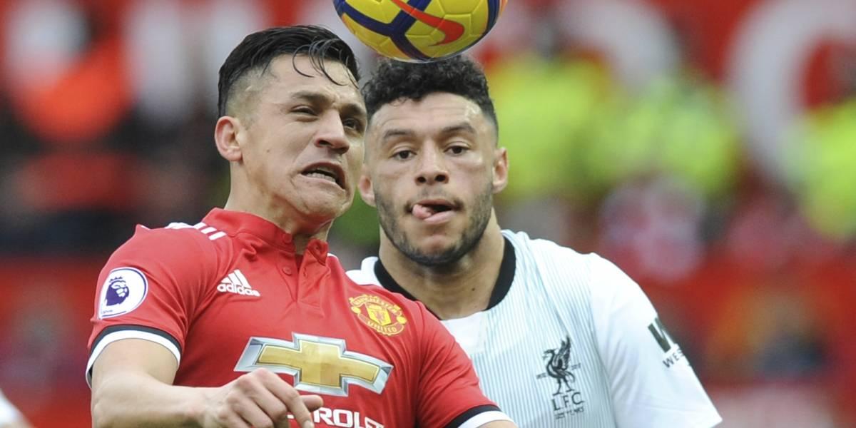 Manchester United tienta a Alexis Sánchez con un multimillonario bono si gana la Champions League