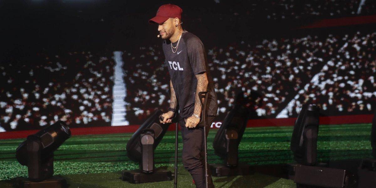 Neymar tiene luz verde para regresar a los entrenamientos