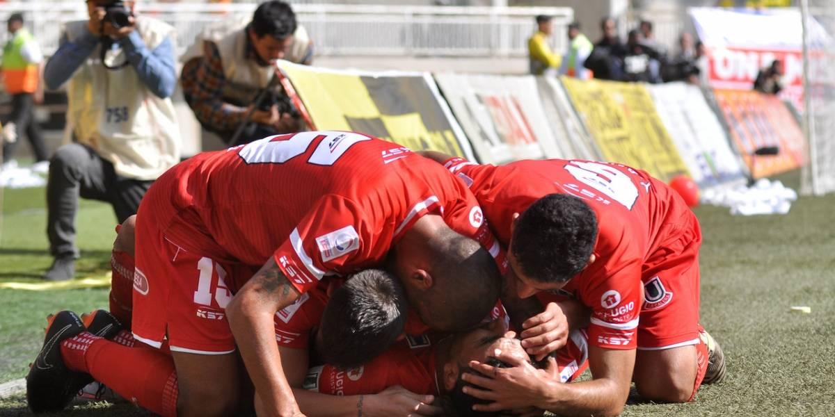Unión La Calera derrotó a San Luis y se quedó con el clásico de la quinta interior después de 52 años