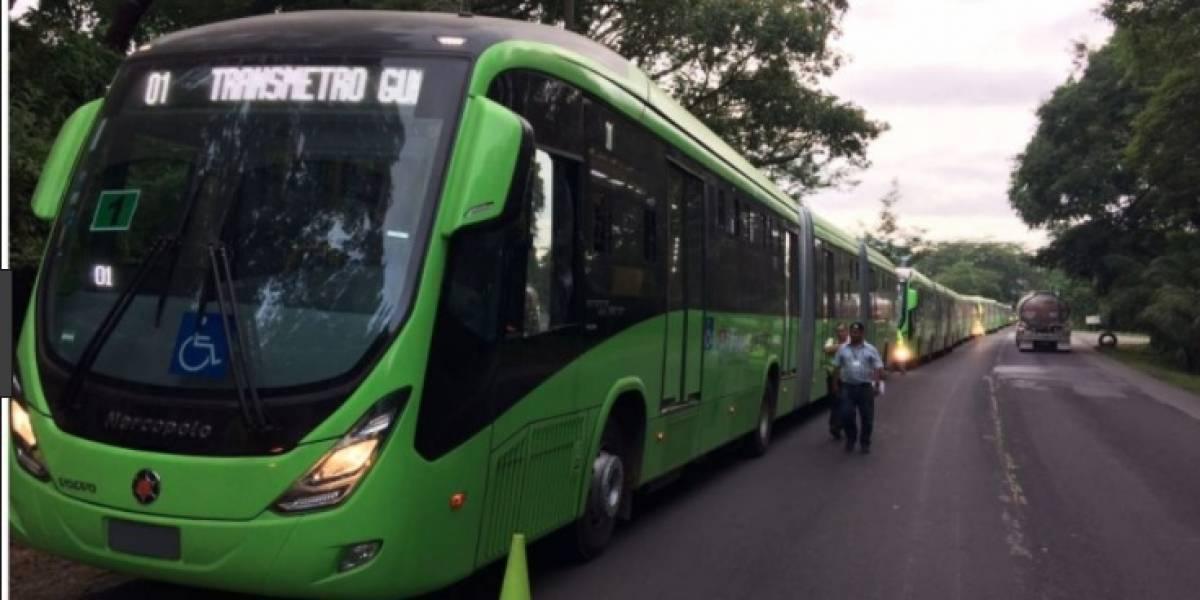 Municipalidad toma en cuenta a usuarios para establecer nueva ruta del Transmetro a USAC