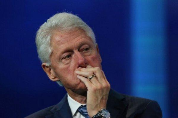 Bill Clinton, un ciudadano dominicano, fue detenido en Chile. Sólo tiene un alcance de nombre con el ex presidente de EEUU