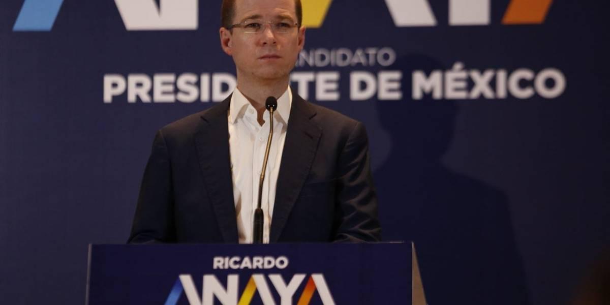Arremete Ricardo Anaya contra los Moreira en Coahuila
