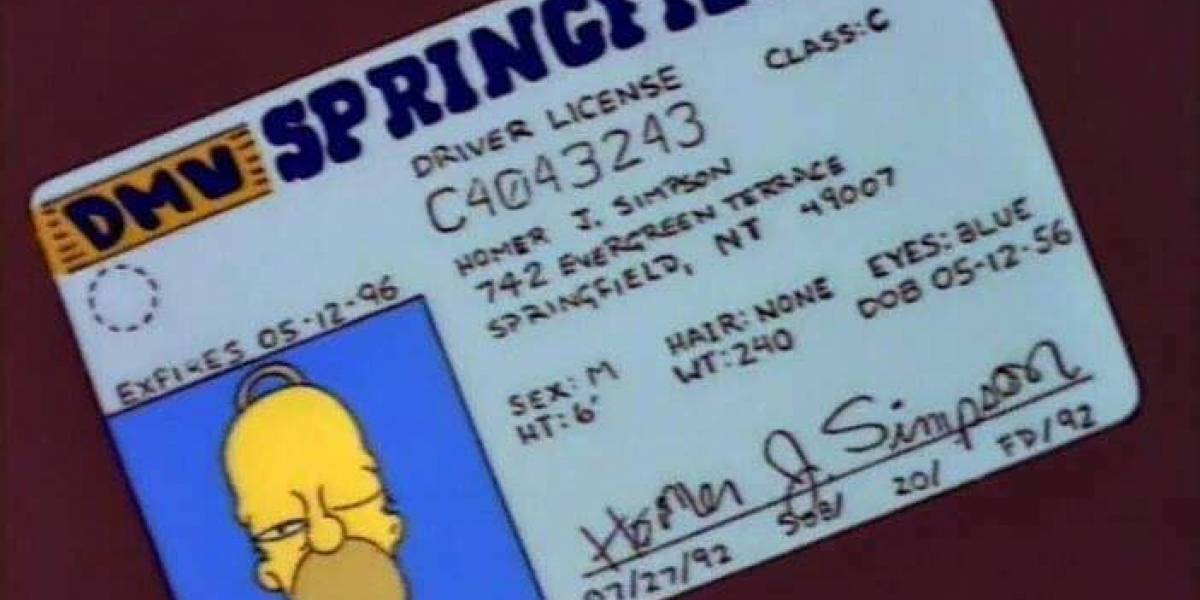 Homero Simpson está de cumpleaños y lo podemos celebrar con él