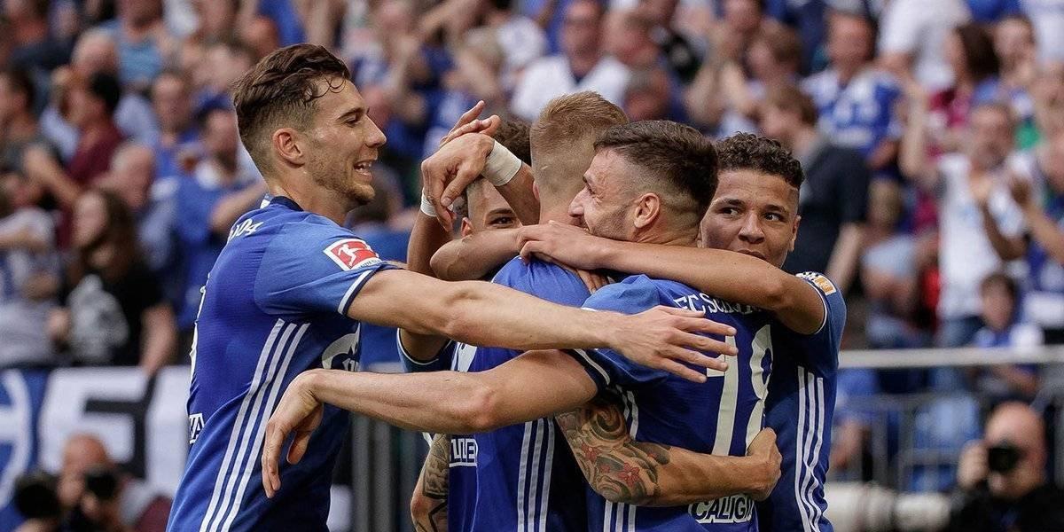 Eintracht Frankfurt y Carlos Salcedo se despiden con derrota en la Bundesliga