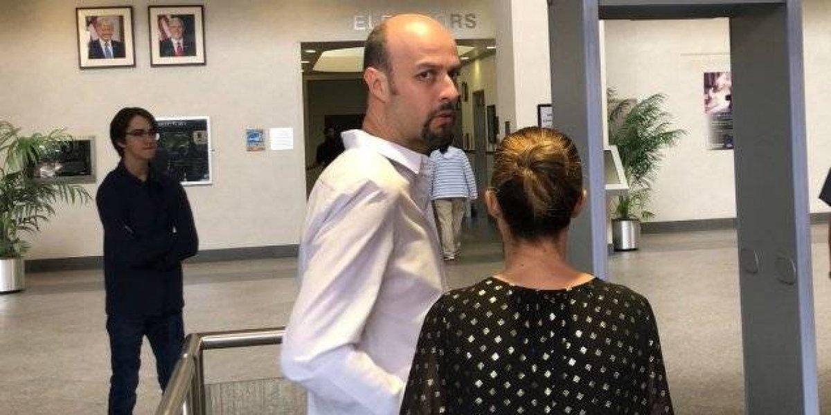 Esteban Loaiza estará bajo arresto domiciliario