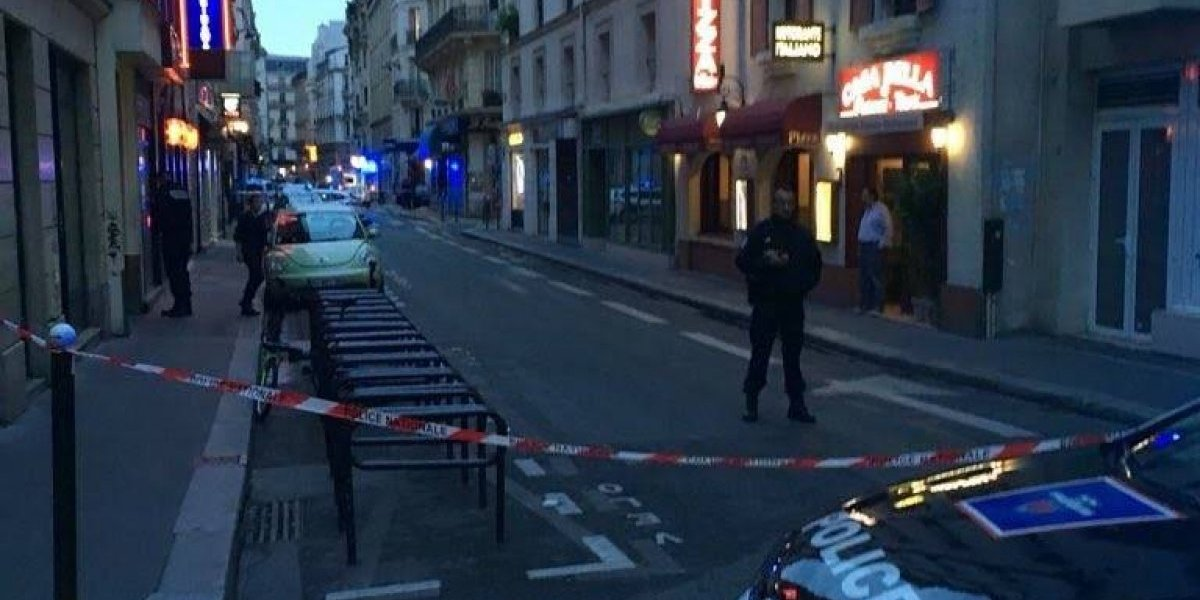 Al menos dos muertos por el ataque con un cuchillo en el centro de París