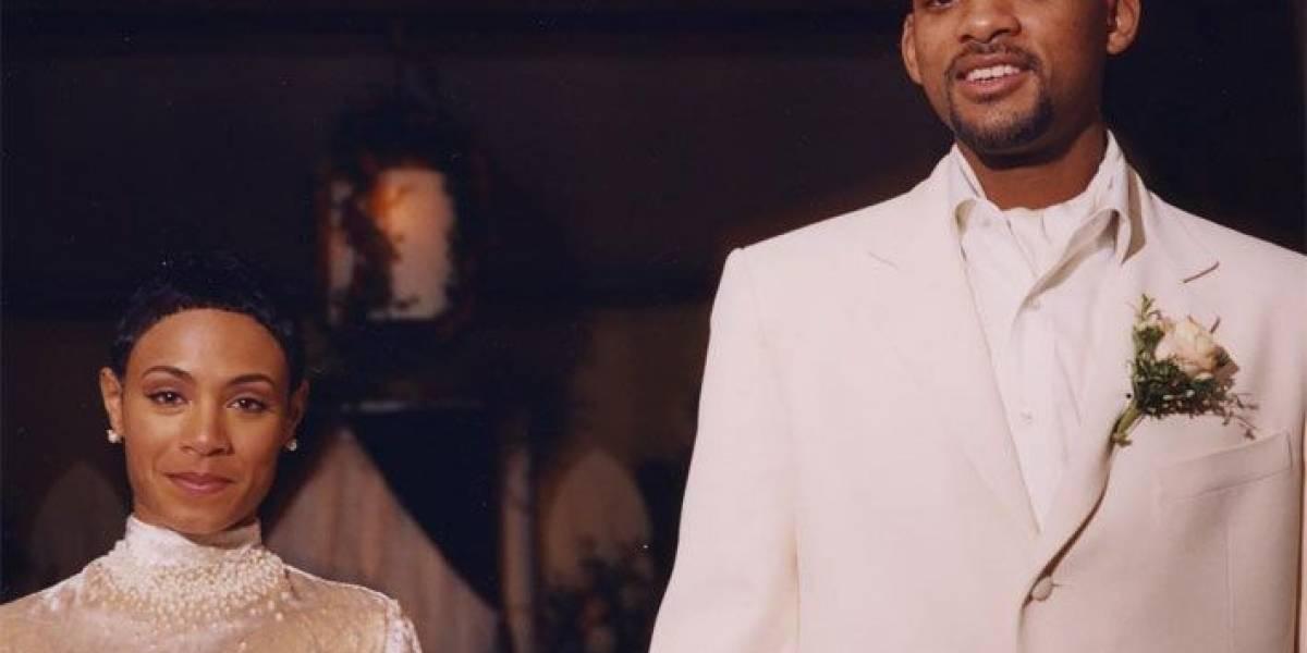 Will Smith era casado quando começou a namorar a atual mulher