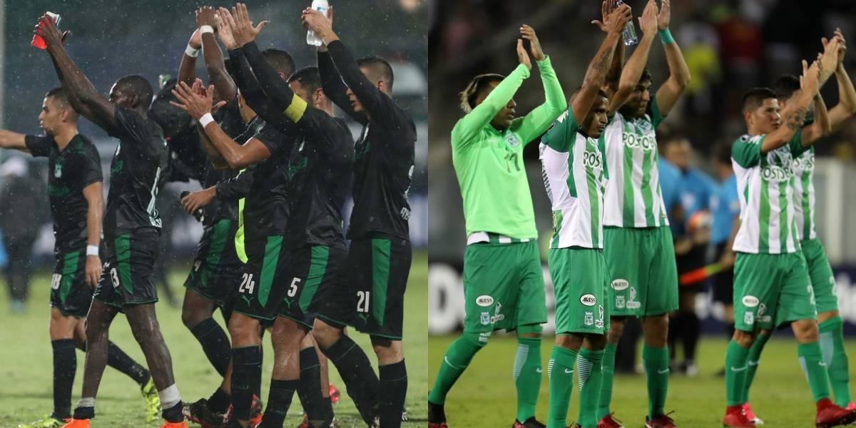 ¡Verde que te quiero verde! Medellín se viste de verde