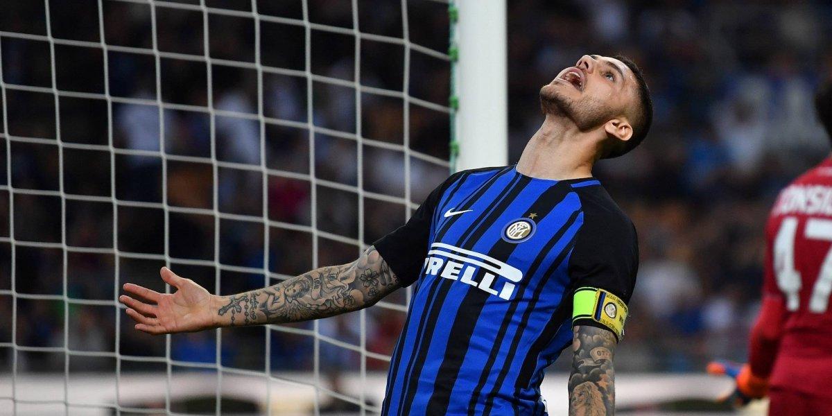 Inter de Milan queda fuera de la Champions League
