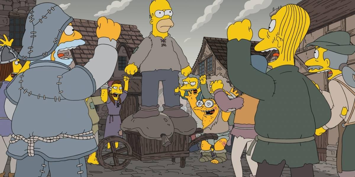 'Los Simpson' estrenarán cuatro episodios con estrellas invitadas