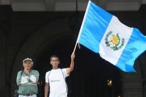 Manifestación en el Centro Histórico