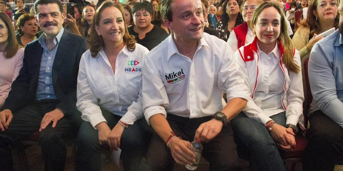 Gobierno de la Cdmx le tiene miedo a la delincuencia: Mikel Arriola