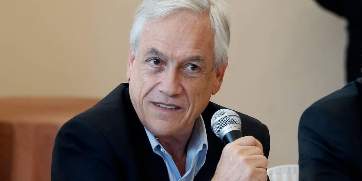 La Moneda congela gira de Piñera por Europa por