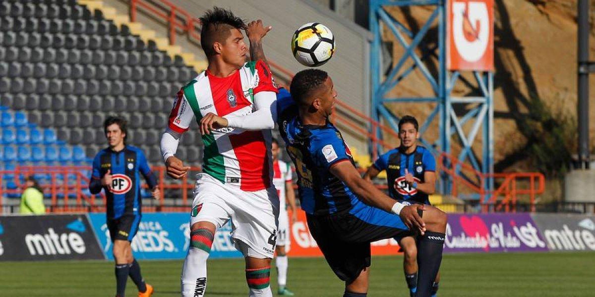 Así vivimos el trabado empate entre Huachipato y Palestino en el CAP