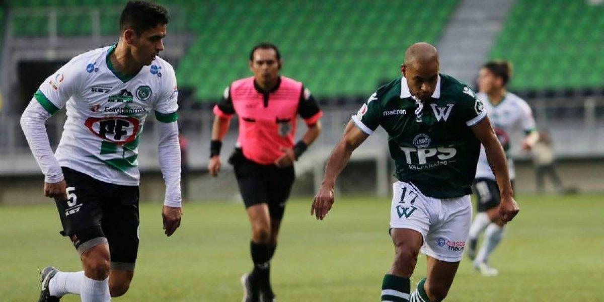 Wanderers no levanta en la B: perdió ante Puerto Montt y no se aleja del descenso