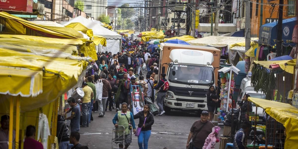 Delegados desaparecen 100 mdp para el mercado de La Merced