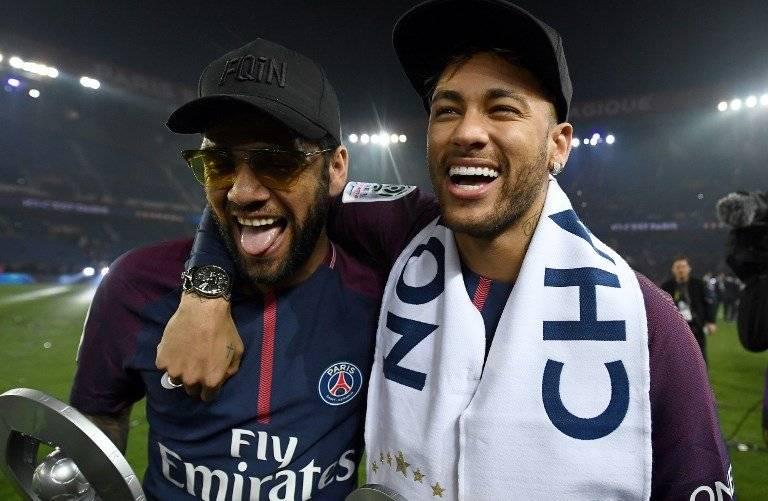 Neymar rechazó responder sobre su futuro en el PSG