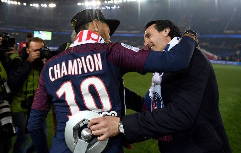 Neymar, mejor jugador de la Ligue 1 para el sindicato de futbolistas