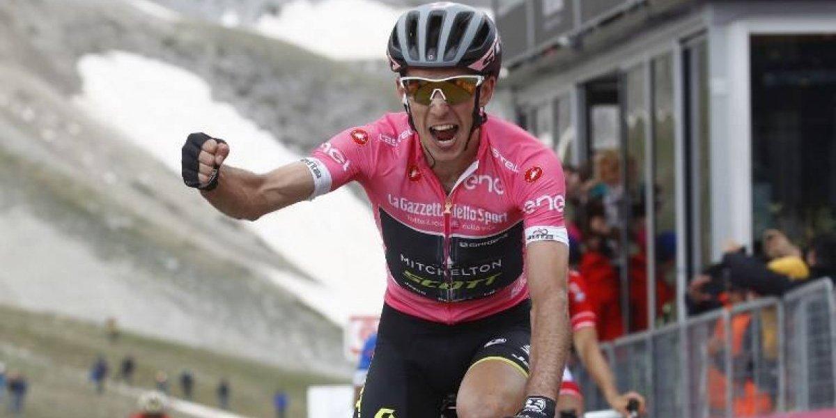 Simon Yates se queda con la novena etapa del Giro