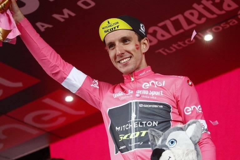 Simon Yates es el líder del Giro de Italia 2018