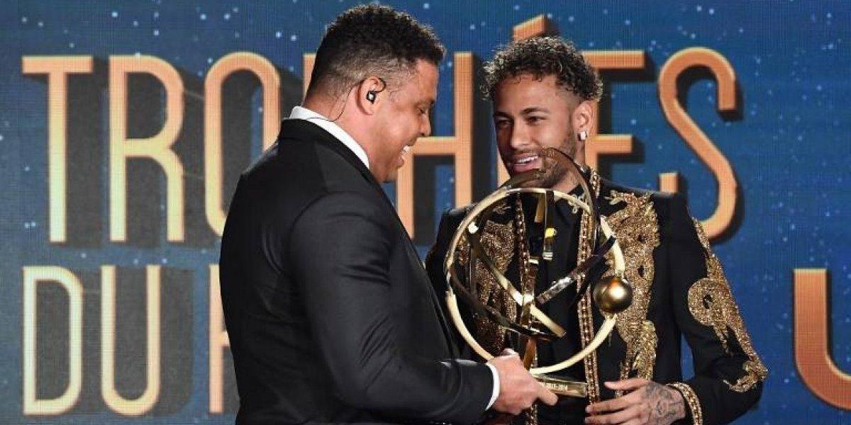 ¿Real Madrid o Manchester United? Neymar aburrido por la pregunta