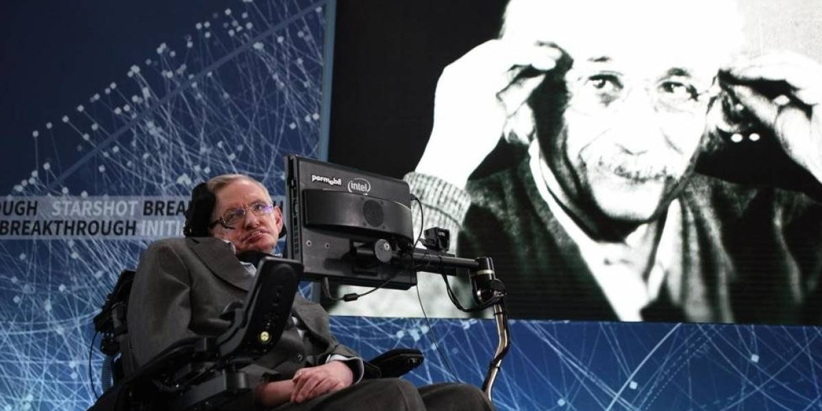 O conselho de Stephen Hawking para se ter uma carreira feliz