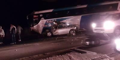 Accidente de tránsito Guayllabamba